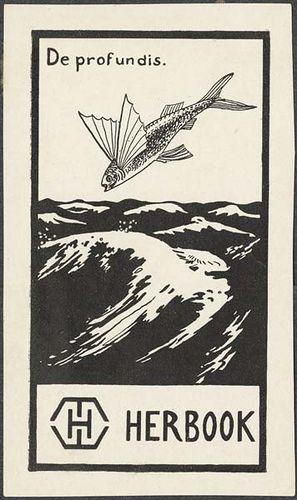 Ex Libris: De profundis (out of the depths)