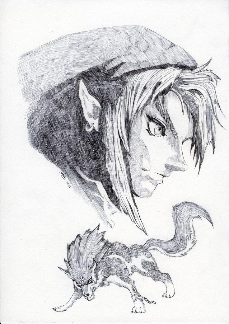 linktwilight princes Zelda twilight princess, Twilight