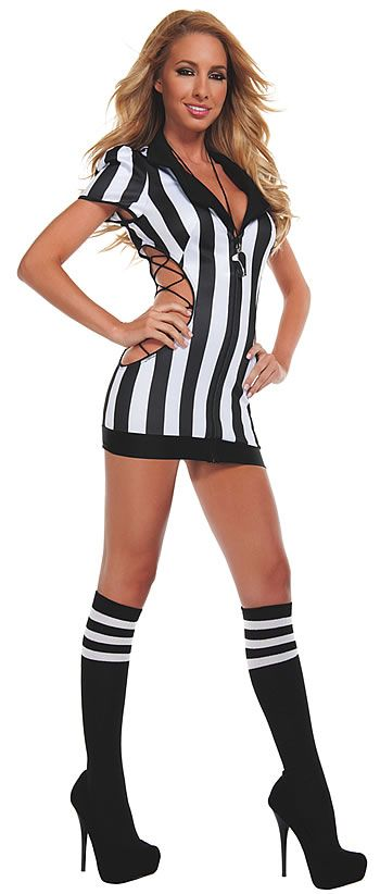 Sexy Sports & Cheerleader Costumes | Best #Halloween #Costumes & Decor