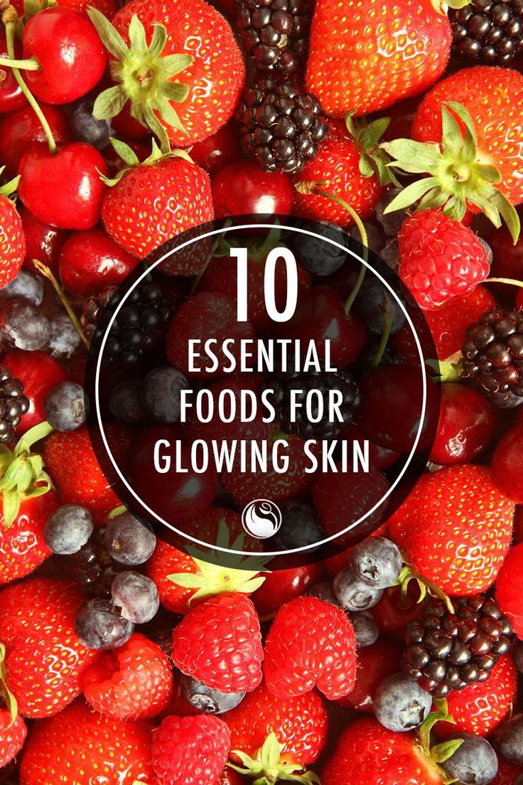 10 Essential Foods for Glowing Skin: Incorporating these super foods for glowing skin into your everyday diet you will be feeding your skin in powerful ways resulting in healthy, glowing, youthful skin.