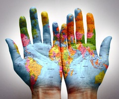 The world is your travel map...