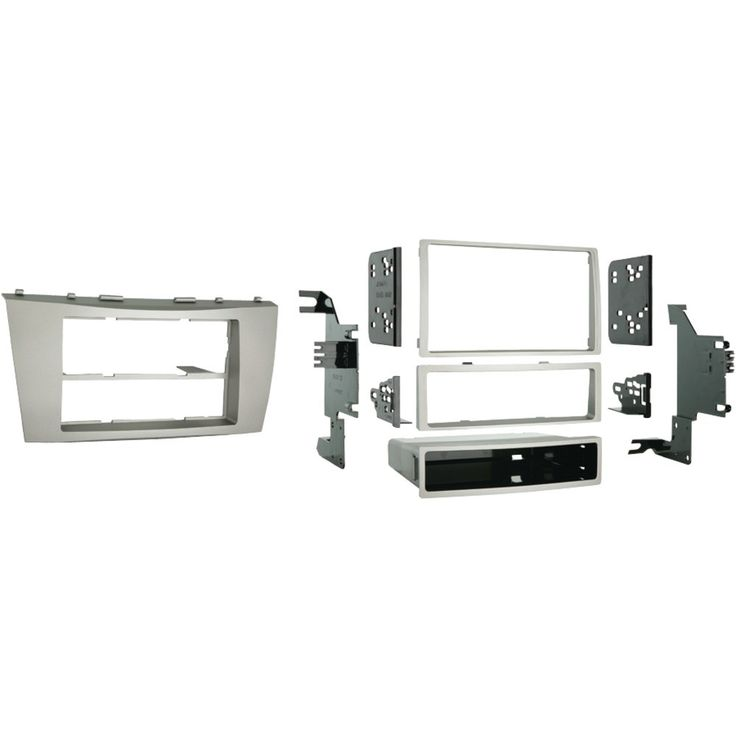 Metra 2007-2011 Toyota Camry And Camry Hybrid Single- Or Double-din Installation Kit