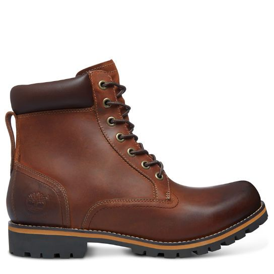 Descubre Earthkeepers® Rugged 6-Inch WP Plain Toe Boot para hombre hoy en Timberland. La tienda oficial online. Envío y devoluciones gratuitas.