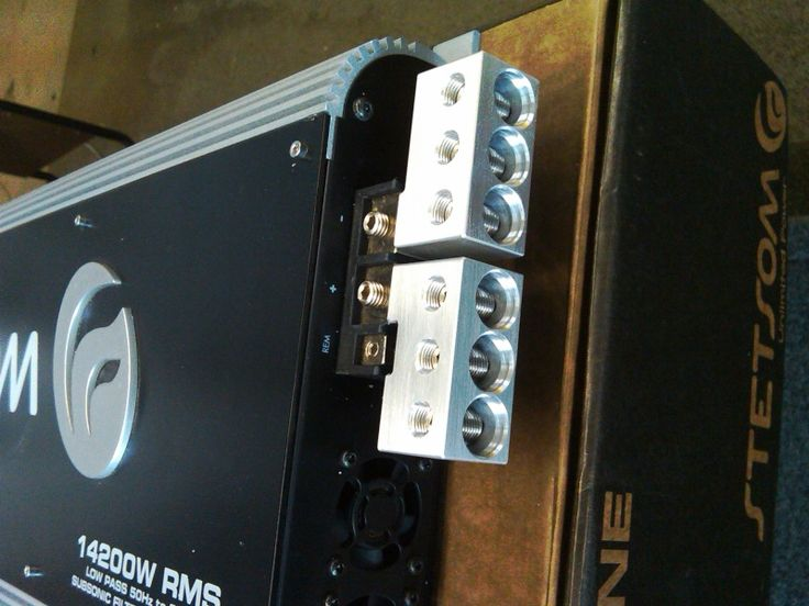 FS: 16/18volt Stetsom 14K2e - Car Audio Classifieds