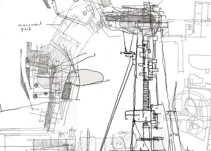 Observation Tower - Busan      plexus r+ d