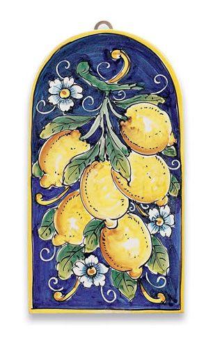 Italian Ceramics Wall Art Italian Ceramics
