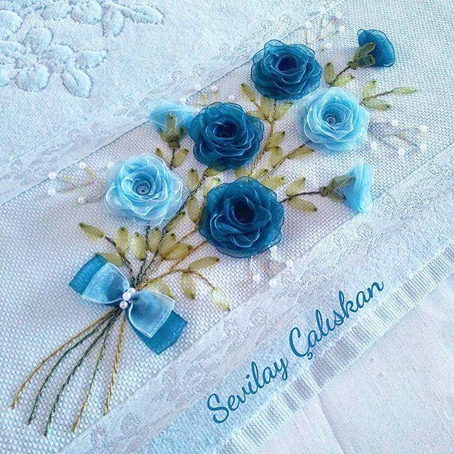 SEVİLAY ÇALIŞKAN @ribbon.design on Instagram photo June 12