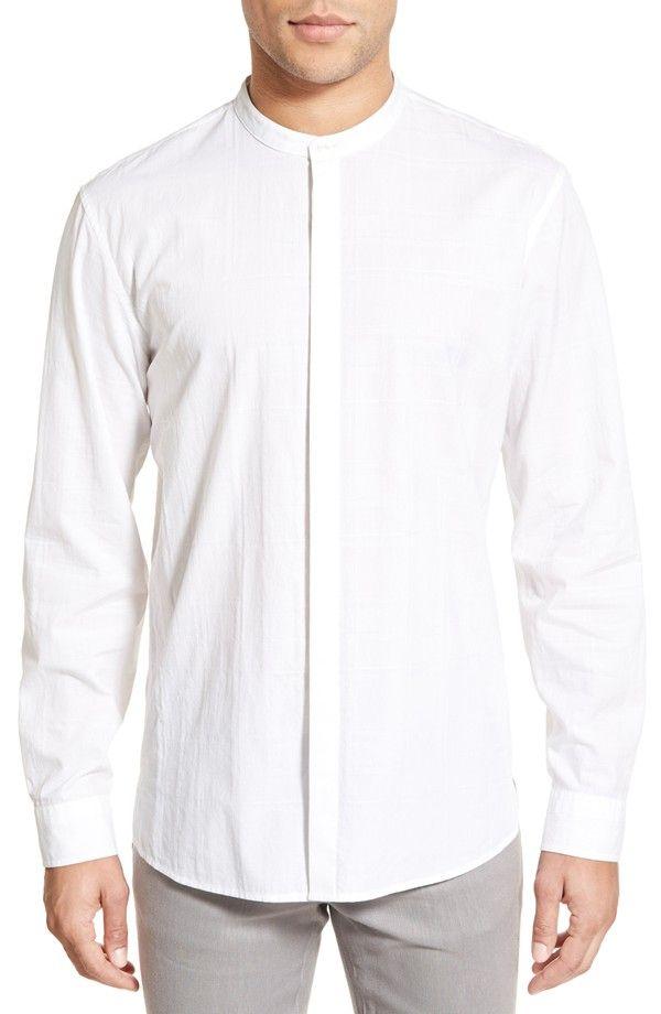 Banded: 5 Band Collar Shirts