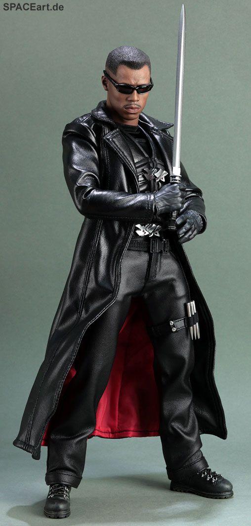 Blade 2: Daywalker - Deluxe Figur, Fertig-Modell ... http://spaceart.de/produkte/bld021.php