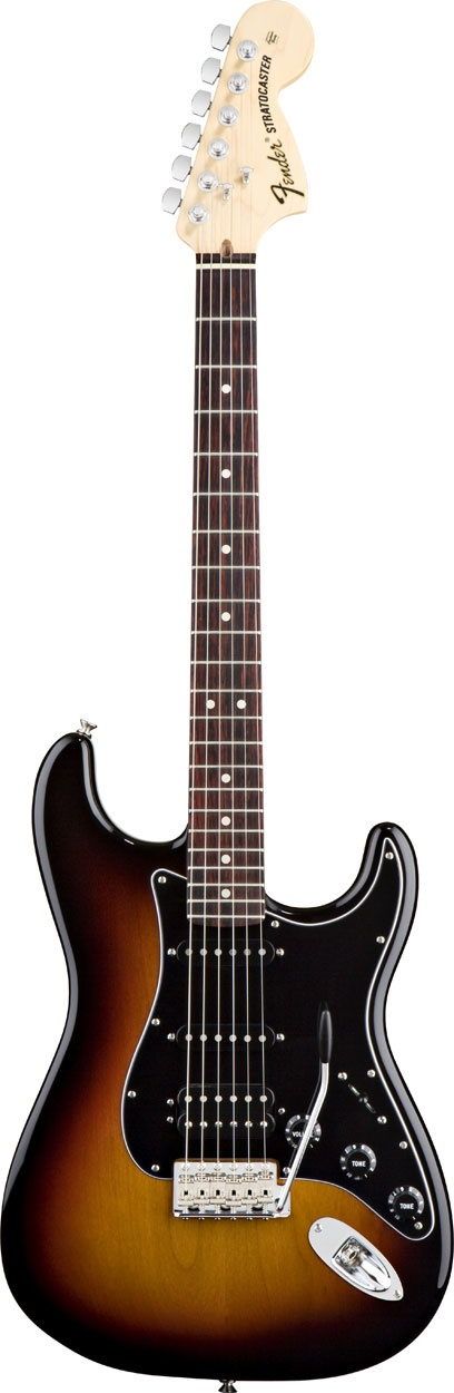 Fender American Special Stratocaster HSS - A Work Of Art!