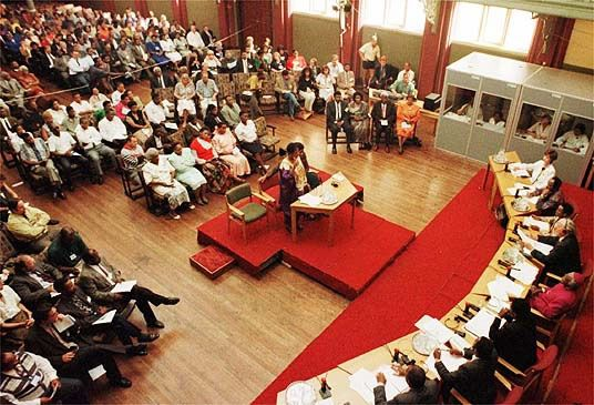 hearings in south africa - Google Search