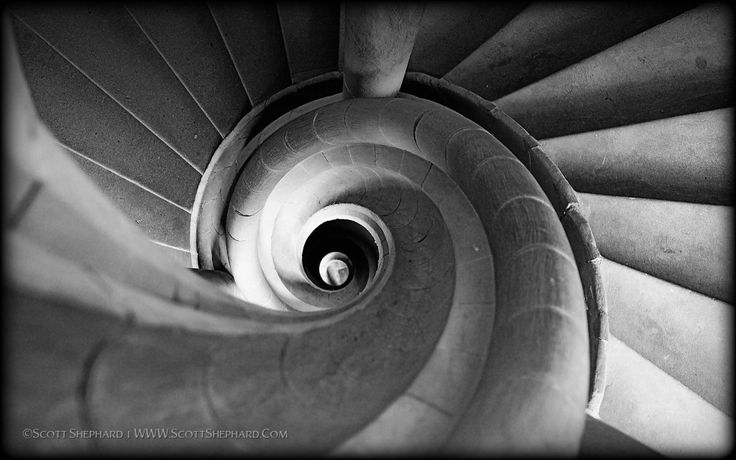2012 01-13 Spiral Staircase