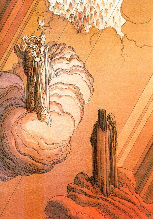 Moebius - Paradiso (1999)