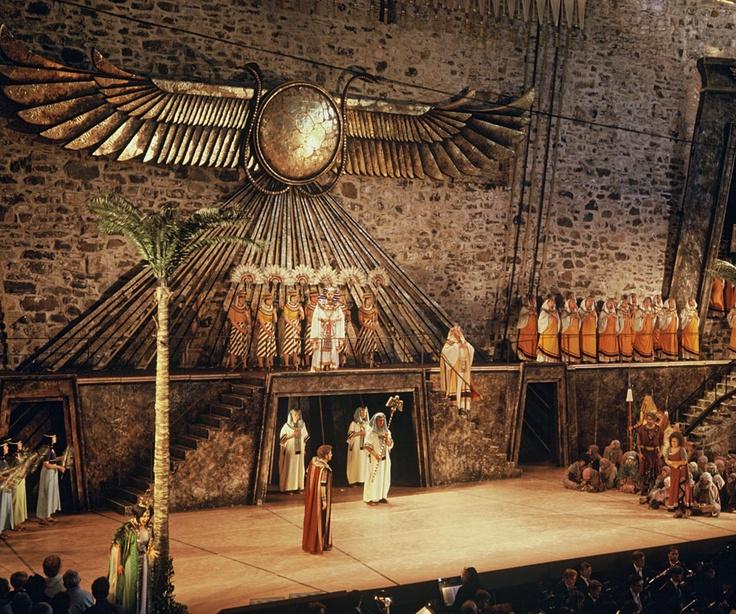 Verdi: Aida – Savonlinna Opera Festival 2012