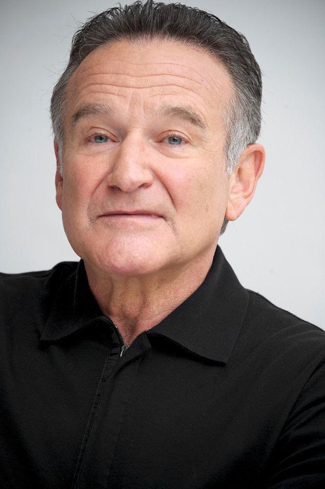 Robin Williams Dead at 63; Oscar Winner and Comedy Legend Found Dead at Home, Sheriff's Coroner Division Suspects Suicide. How very Sad ... I love him so much