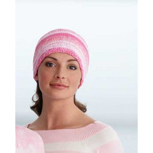 Knit Patterns For Hats For Cancer Patients : Free Chemo Cap Knit Pattern Loom Knitting Pinterest ...