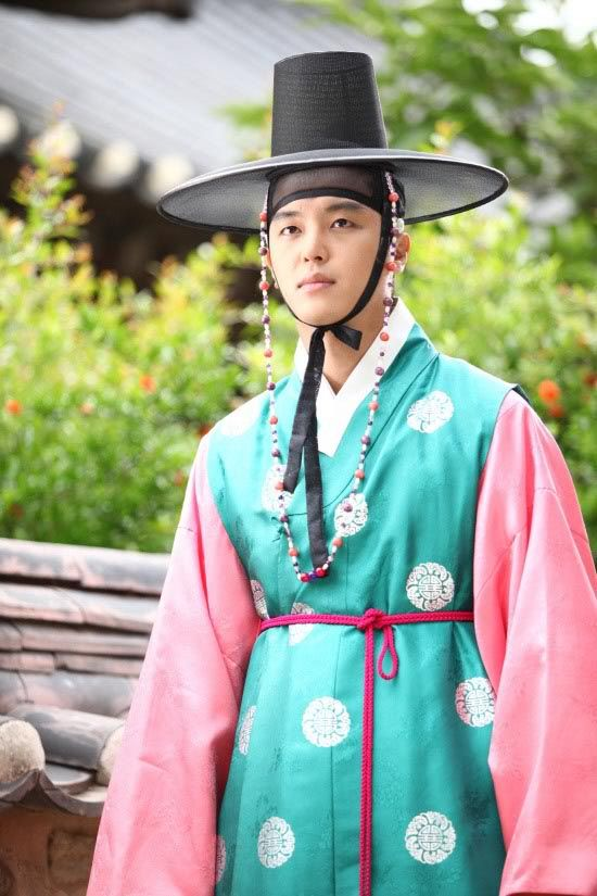 Arang and the Magistrate (2012) Actor: Yeon Woo Jin
