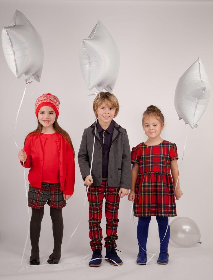 Collection CdeC AW 2014 - Rentrée magique. #cdec #lookbook #kidsfashion