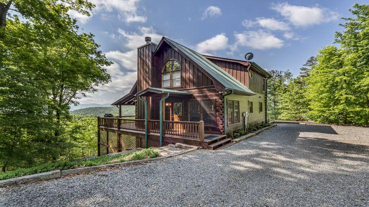 A View To Remember  Rental Cabin - Blue Ridge, GA