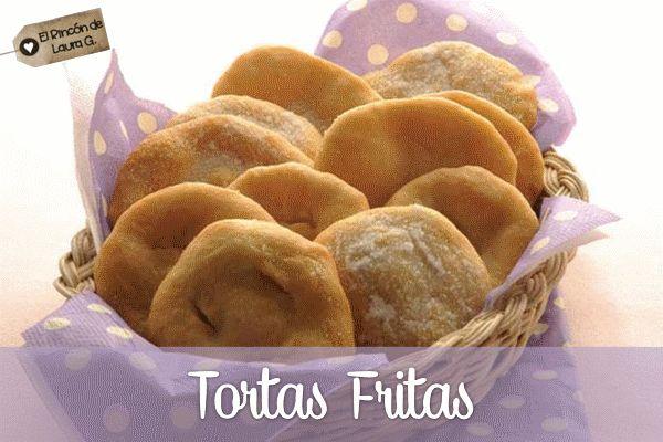 Cómo hacer Tortas Fritas Criollas o Asopaipas o Fritillas o Sopaipillas caseras, la receta con fotos paso a paso: Las Tortas Fritas son una tradición bien Argentina muy extendida también en algunos...