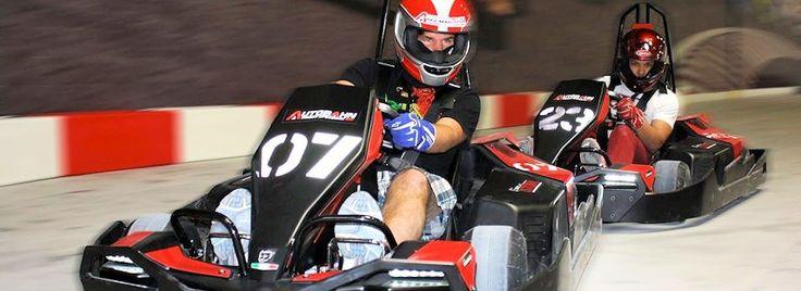 Autobahn Indoor Speedway- Memphis Go Kart Racing - Corporate Events