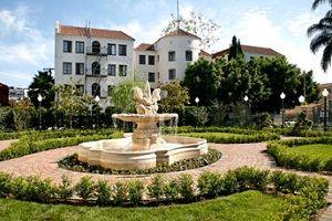 Southern California Wedding Venue European Charm In The Heart Of Hollywood Gardenweddingvenues
