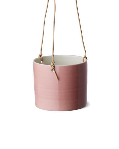 ANNE BLACK - GROW HANGING FLOWERPOT LARGE CORAL