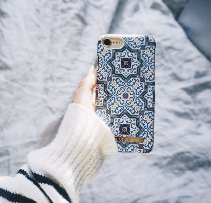 Marrakech by @jjjossan - Fashion case phone cases iphone inspiration iDeal of Sweden #Mosaic #blue  #fashion #inspo #iphone #pattern #tile #summer #moroccan