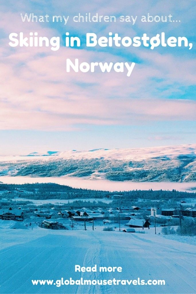 Beitostolen, Norway with Crystal Ski - copyright: www.globalmousetravels.com