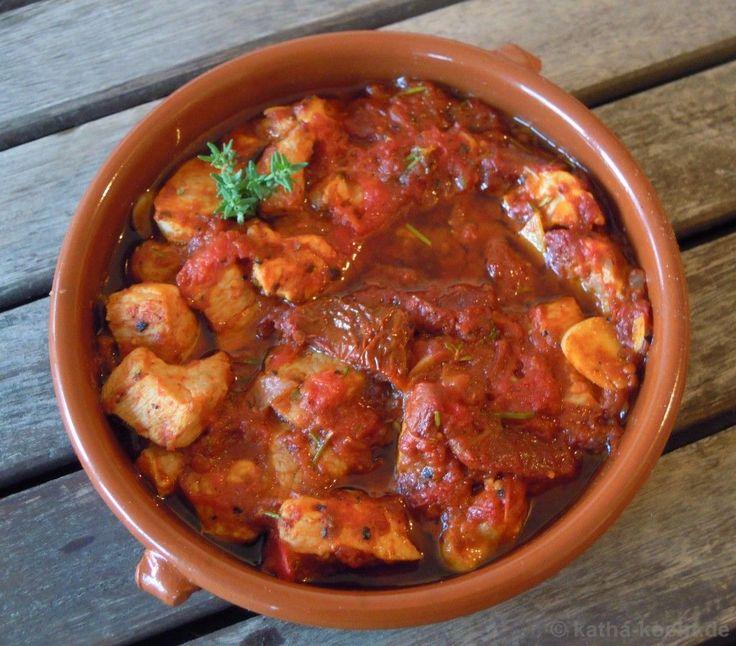 Schweinefilet mit getrockneten Tomaten - katha-kocht!