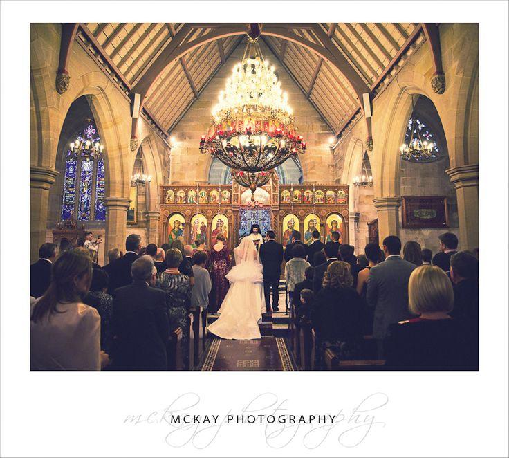 St Andrew's Greek Orthodox Church in Redfern Sydney.  McKay Photography - http://www.mckayphotography.com.au