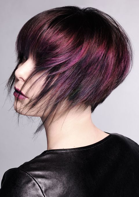 Goldwell Color Zoom 2015 Category: PARTNER COLORIST Semi - finalists | Germany  Hair:  Maxi Pedrozo, Effedue Haarstudio, Ulm
