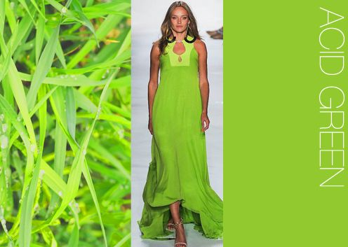 trend forecasting 2014 | Have Fashion Colors in Women's Wear for Spring/Summer 2014 by Trend ...