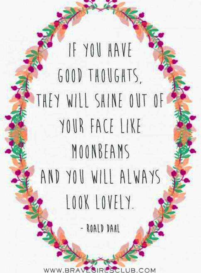 Good thoughts by Colbie Caillat