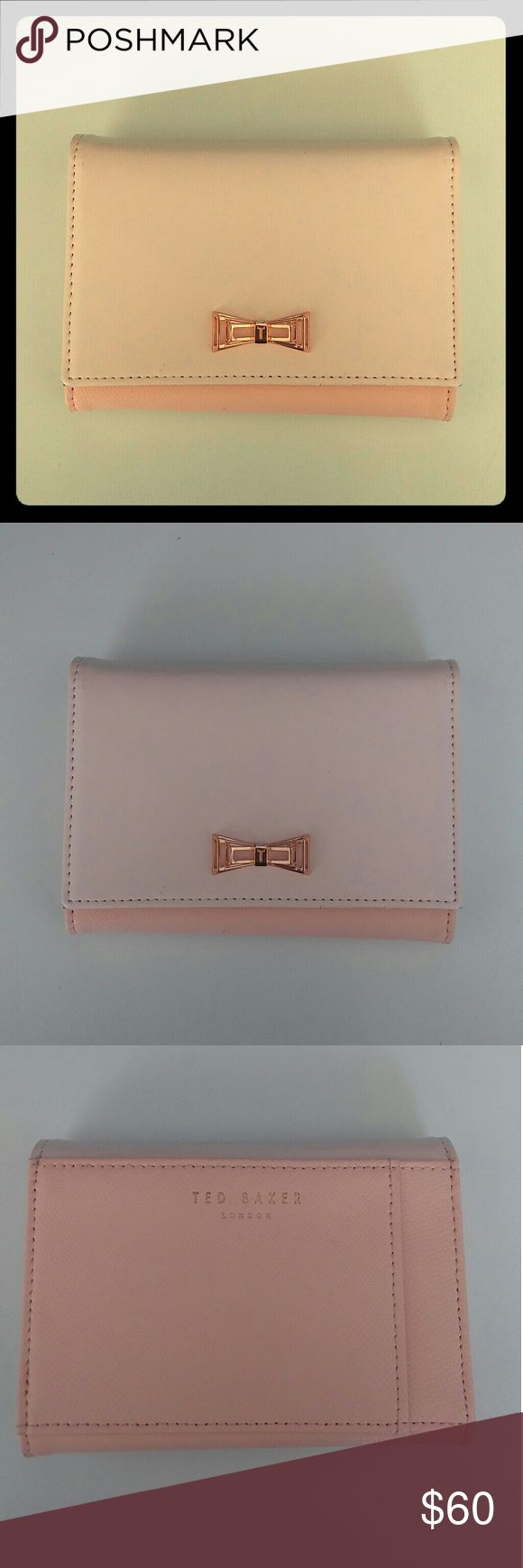 Ted baker wallet. New Ted baker wallet. Brand new. Never used Ted Baker London Bags Wallets