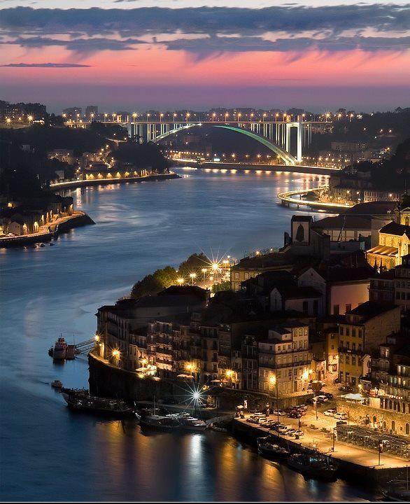 Desejando cada dia mais conhecer o Porto, Portugal.