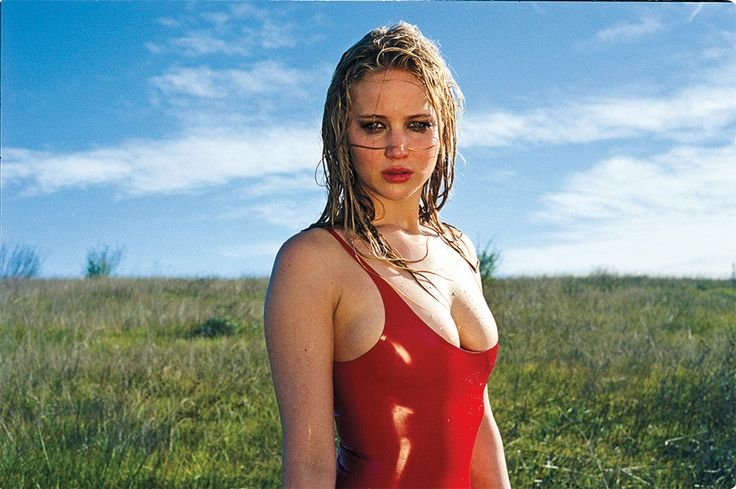 Jennifer Lawrence Says She Lives in Fear of Another Photo