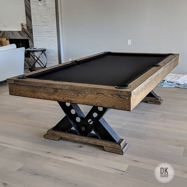 Finished Installing This 8 Foot Presidential Pool Table In Dana Point The Table Came From The Billiard Factory I Pool Table Man Cave Home Bar Billiard Factory