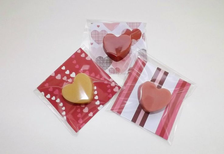 Sudsy Expressions - Small Heart Favors, $4.50 (http://www.sudsyexpressions.com/small-heart-favors/)