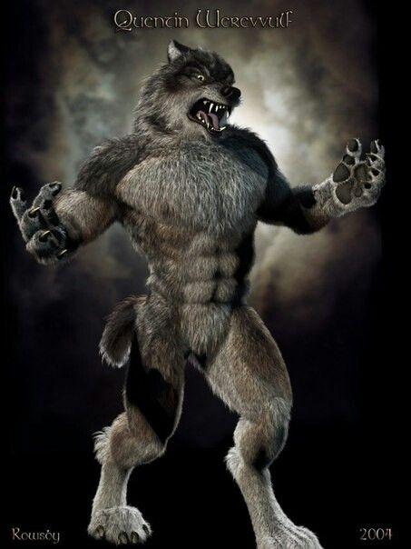 werewolf in 3d texture medusa warewolf succubus