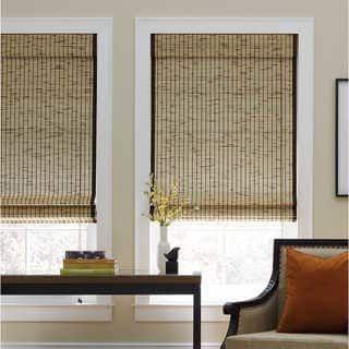 Best 25 Bamboo Roman Shades Ideas On Pinterest Window