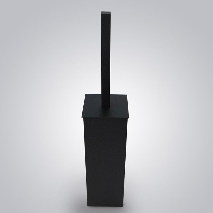 Toilet Brush Set - Black Matt. Order one now at $183.00. FREE Shipping Australia.