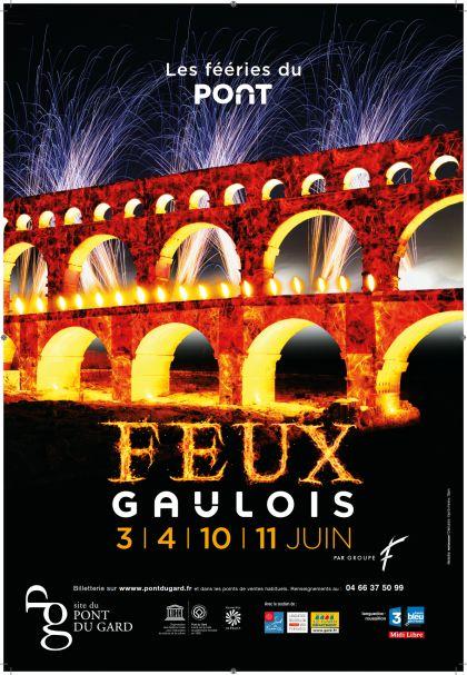 Les fééries du Pont | Site du Pont du Gard