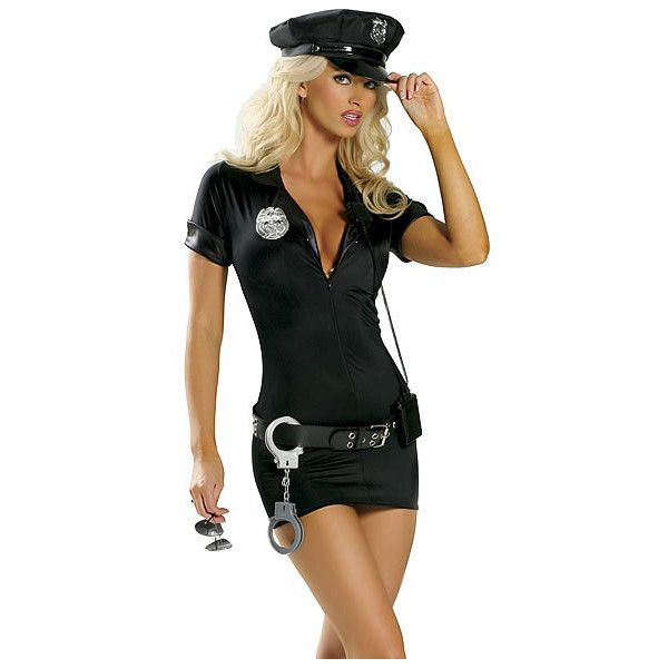Cameo Lingerie Sexy Police Woman Cop Costume 1157 ($48) ❤ liked on Polyvore  featuring - Best 25+ Cop Halloween Costume Ideas On Pinterest Sexy Cop