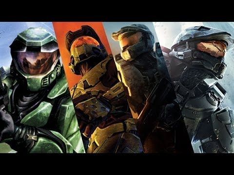Halo Master Chief Collection video shows remastered