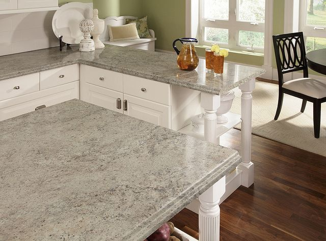 ... countertop Kitchen Inspiration Pinterest Islands, Cabinets and