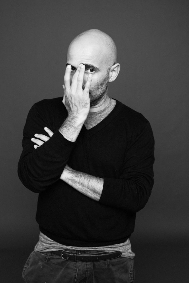 Rafael Bonachela, creative director of the Sydney Dance Company. Photographed in 2013 by Justin Ridler