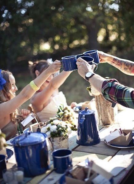 Campground Wedding Venues In Ontario   Intimate Weddings - Small Wedding Blog - DIY Wedding Ideas for Small and Intimate Weddings - Real Small Weddings