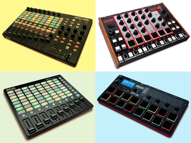 New Akai Gear 2014