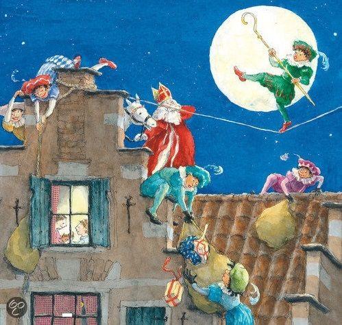 Het grote voorleesboek van Sinterklaas, Selma Noort, Tineke van der Stelt
